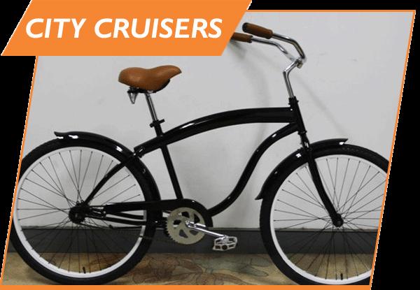 bicycle city cruiser rental