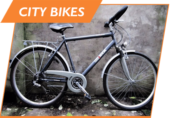 bicycle city bike rental
