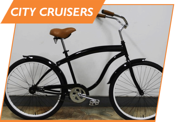bicycle city cruiser rental