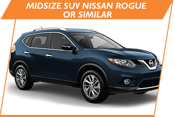 rent nissan rogue car vancouver